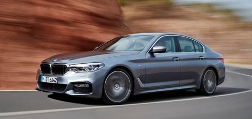 NUOVA BMW SERIE 5 - IN TV CON DRIVELIFE DEL 31 DICEMBRE