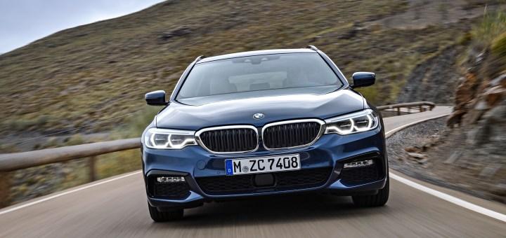 NUOVA BMW SERIE 5 TOURING - IN TV CON DRIVELIFE DEL 11 FEBBRAIO