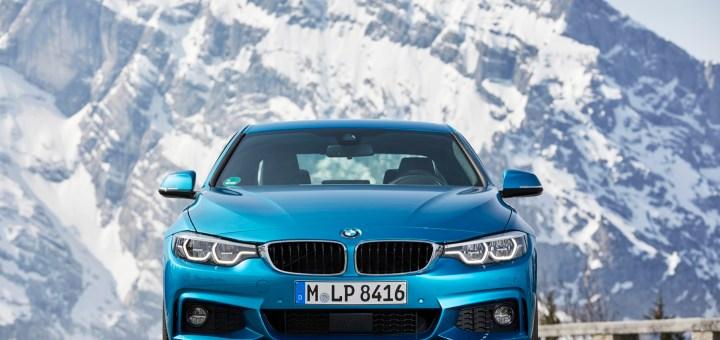 BMW SERIE 4 - IN TV IL 20 MAGGIO
