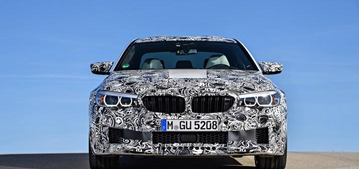 BMW M5 - IN TV IL 20 MAGGIO