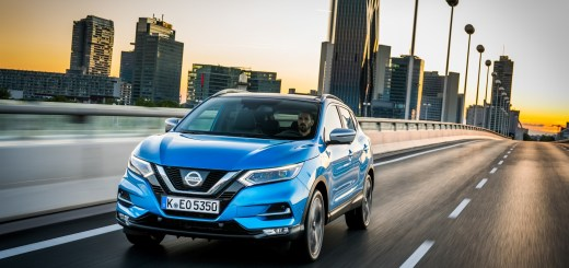 The new Nissan Qashqai: premium crossover enhancements deliver outstanding new design, technology and performance - IN TV 15/7