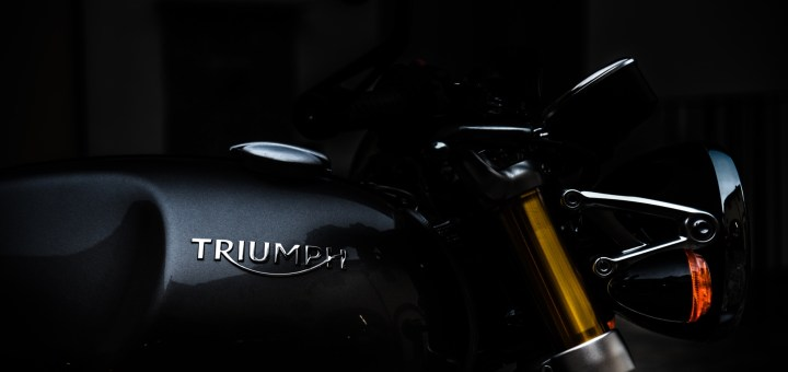 FOR THE RIDE: Triumph, Spirit of '59 - ©lucaromanopix