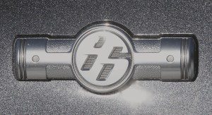 Scion FRS badge