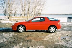 1992 Mazda Precidia GS