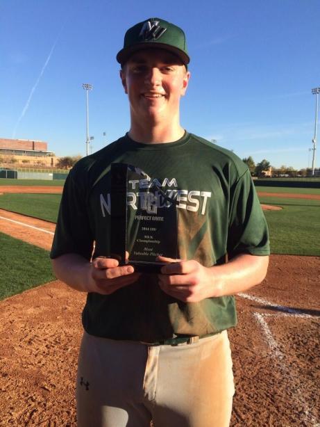 Drew Rasmussen - MVP
