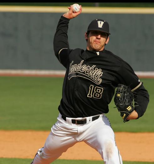 Casey Weathers - Vanderbilt