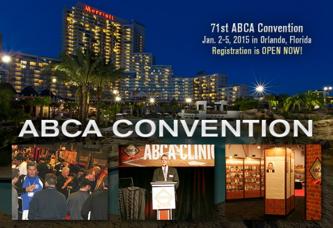 ABCA Convention