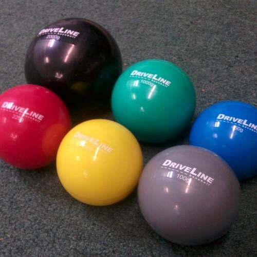Driveline PlyoCare Balls