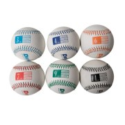 Leather Weighted Baseballs