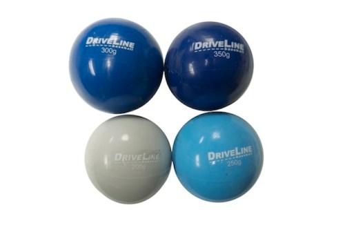 Hitting PlyoCare Balls