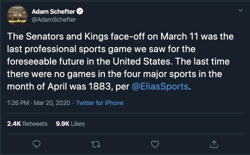 sports canceled embed