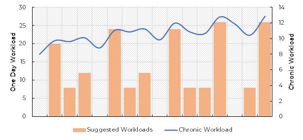 chronic workload