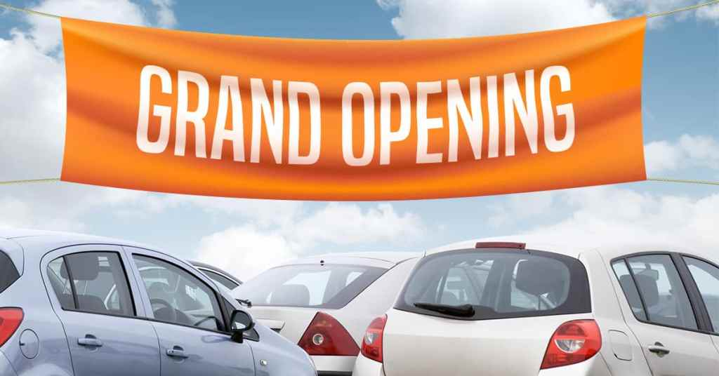 DriveNation Grand Opening