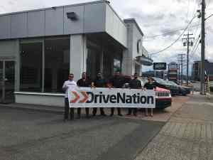 DriveNation Abbotsford Exterior