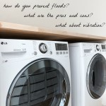 Second Floor Laundry Rooms Pros Cons Tips For Preventing Floods Driven By Decor