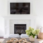 Mounting Your Tv Over A Fireplace Design Inspiration Driven By Decor