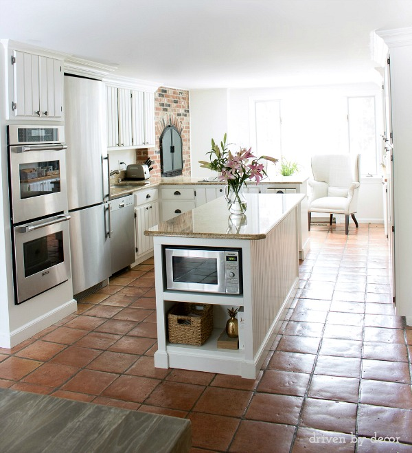 kitchen flooring options opinions