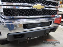 Chevy Silverado Light Bar