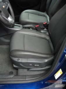 Chevy Trax Heated Seats