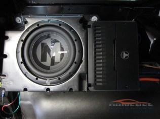 Hummer H3 Bass