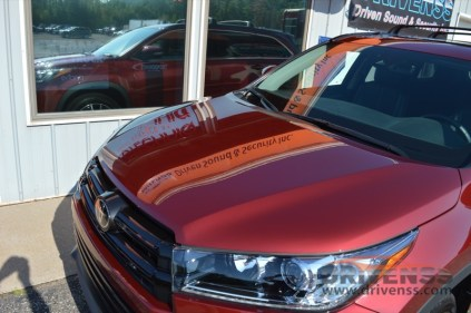 Highlander Paint Protection