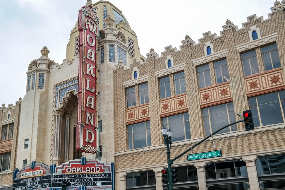 Downtown Oakland What To See Eat And Drink In The East Bay