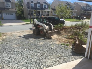 Halifax asphalt paving grading