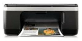 HP Deskjet F4190