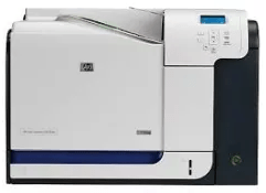HP Color LaserJet CP3520