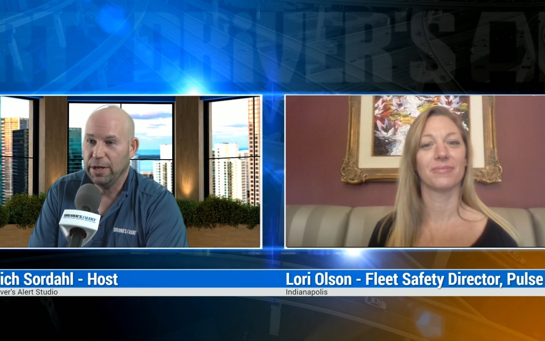Driver's Alert Podcast #1 – Lori Olson, Pulse (Rear-End Collision Avoidance)