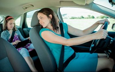 Are You a Distracted Driver?