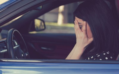 7 Tips For Overcoming Driving Anxiety After An Accident