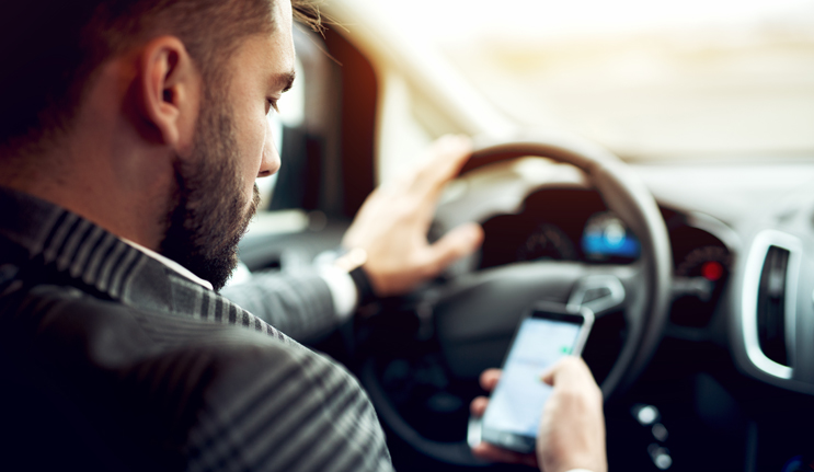 Distracted Driving: It's Not Just About the Phone
