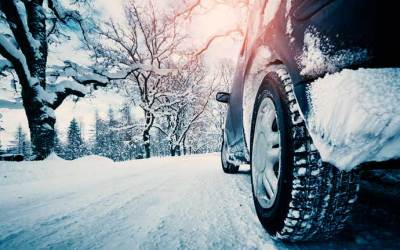 Winter vs. All-Season Tires – What's the Difference?