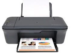 Hp deskjet ink advantage 2060 all-in-one printer series k110.