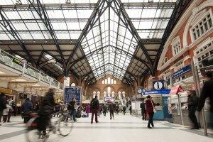 Chauffeur privé Bordeaux : transport gare