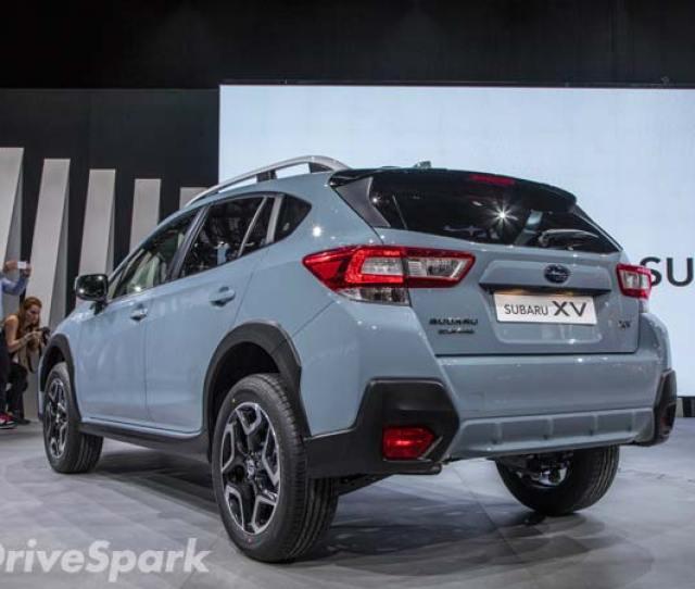 New Subaru Xv Crossover Revealed At The  Geneva Motor Show