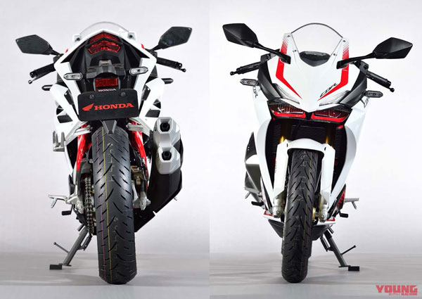 Honda Cbr250rr 2020 Unveiled Globally