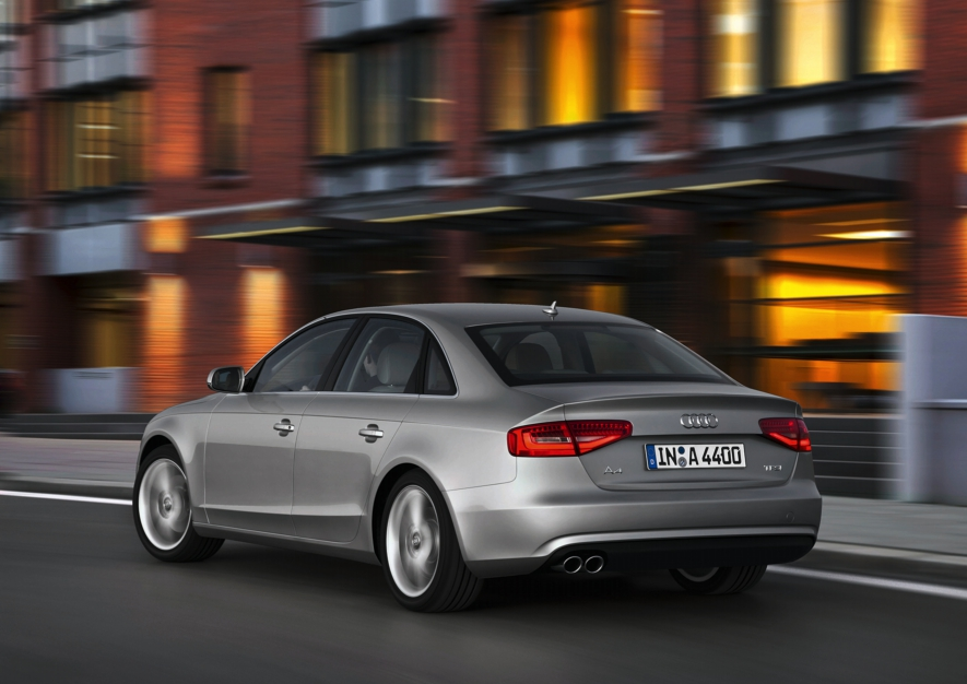 2013 Audi A4 Business Edition 05