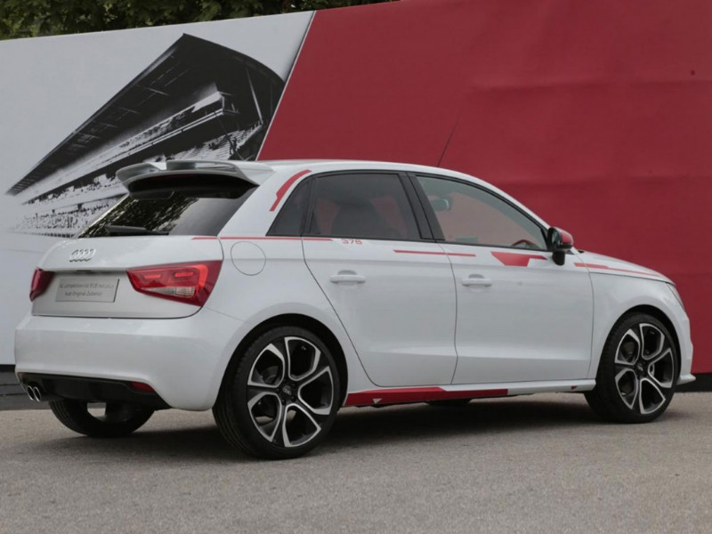 Audi A1 R18 Competition Plus Package Worthersee 2013 09
