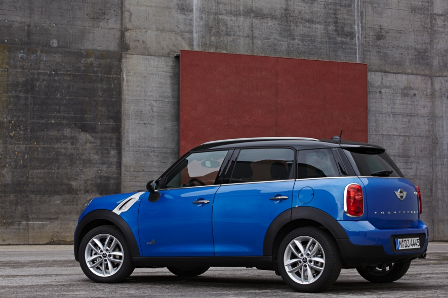 Mini Cooper Countryman ALL4 2013 blauw  022