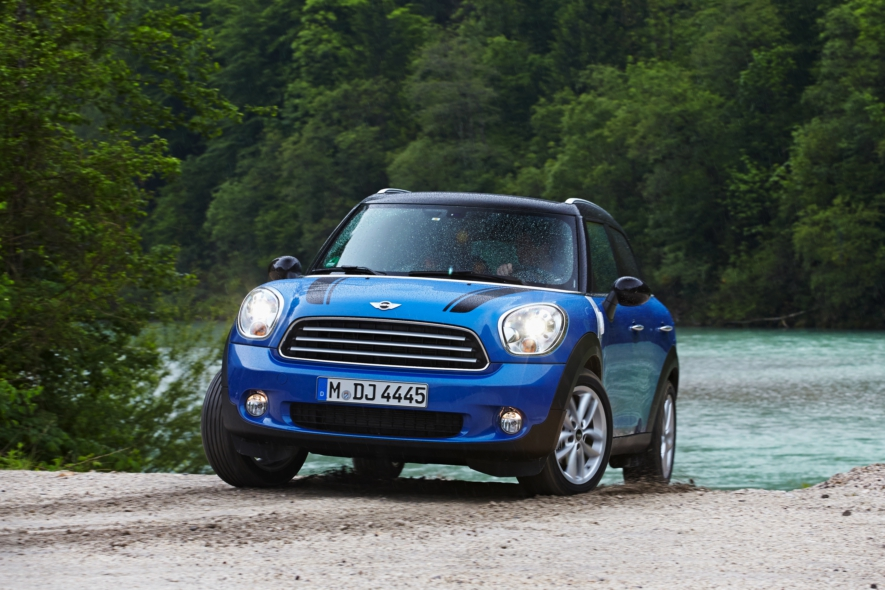 Mini Cooper Countryman ALL4 2013 blauw  027