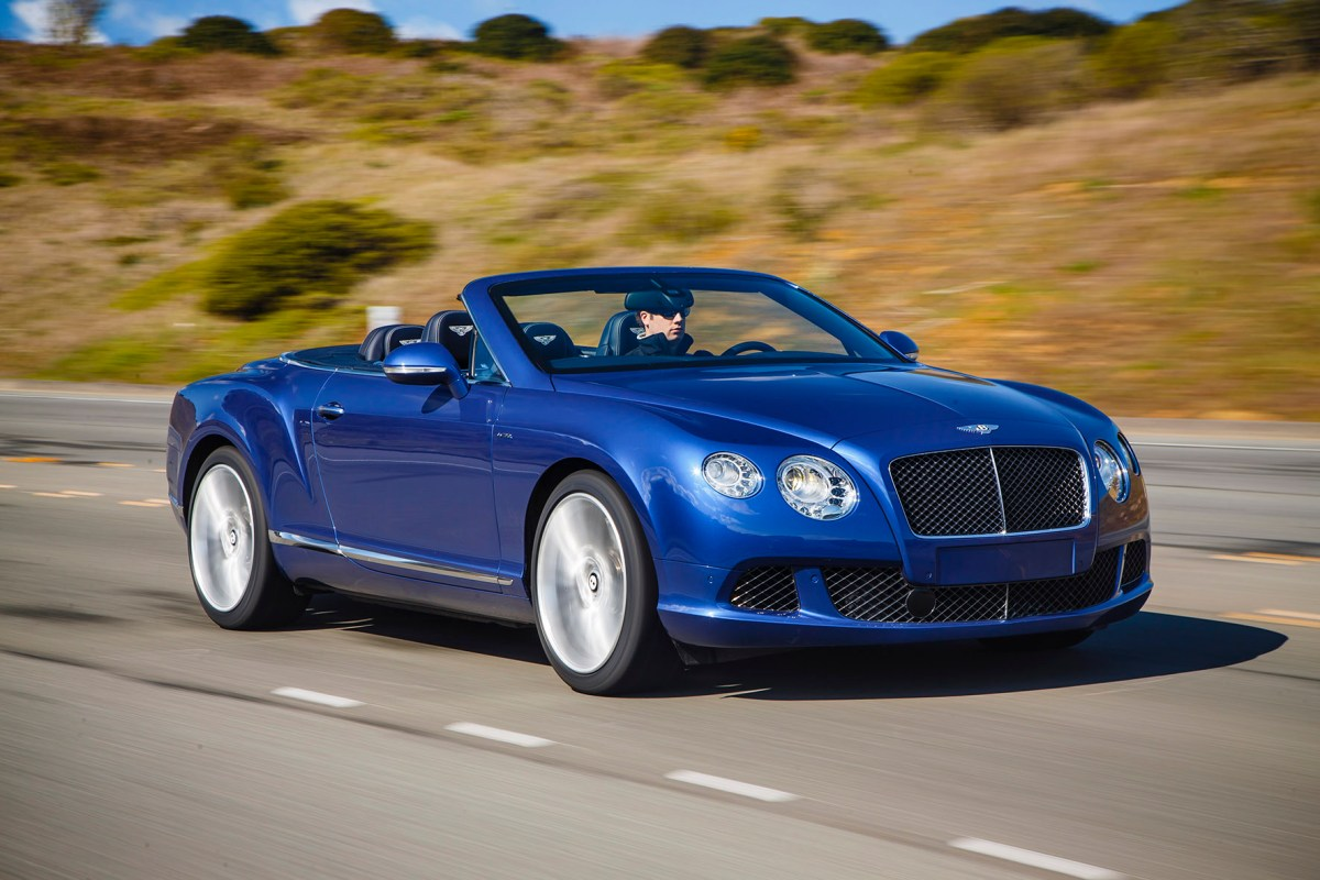 Bentley Continental GT3 Speed Goodwood Festival blauw rood Le Mans 02