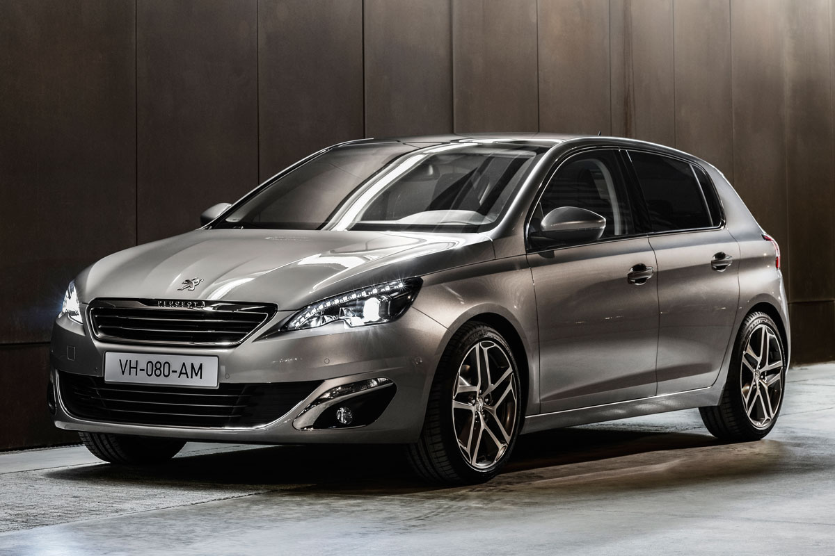 Peugeot 308 1.6 e-HDi anrtaciet zilver brons 2014 03