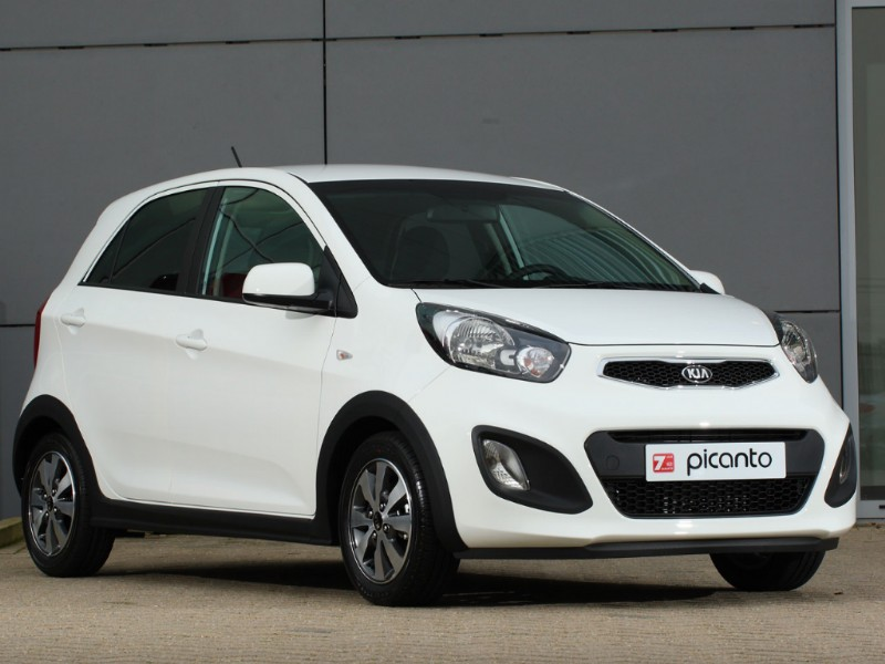 Kia Picanto R-Cross wit 2014 limited edition 03