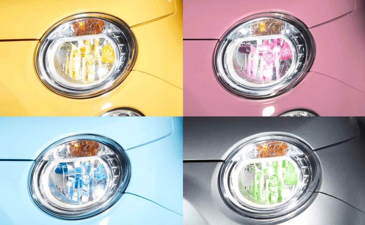 Philips Light Colorvision H7 H4 Fiat 500 04