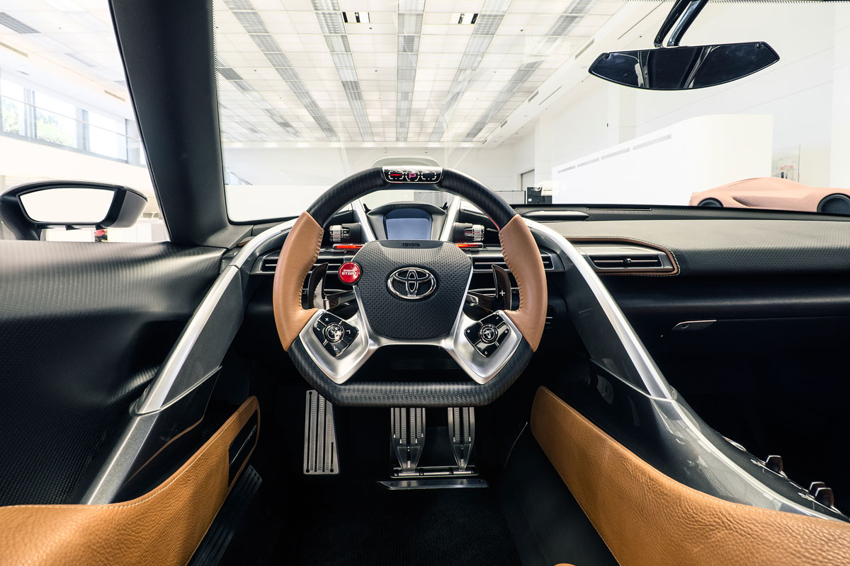 Toyota FT-1 Concept zilver 2014 07