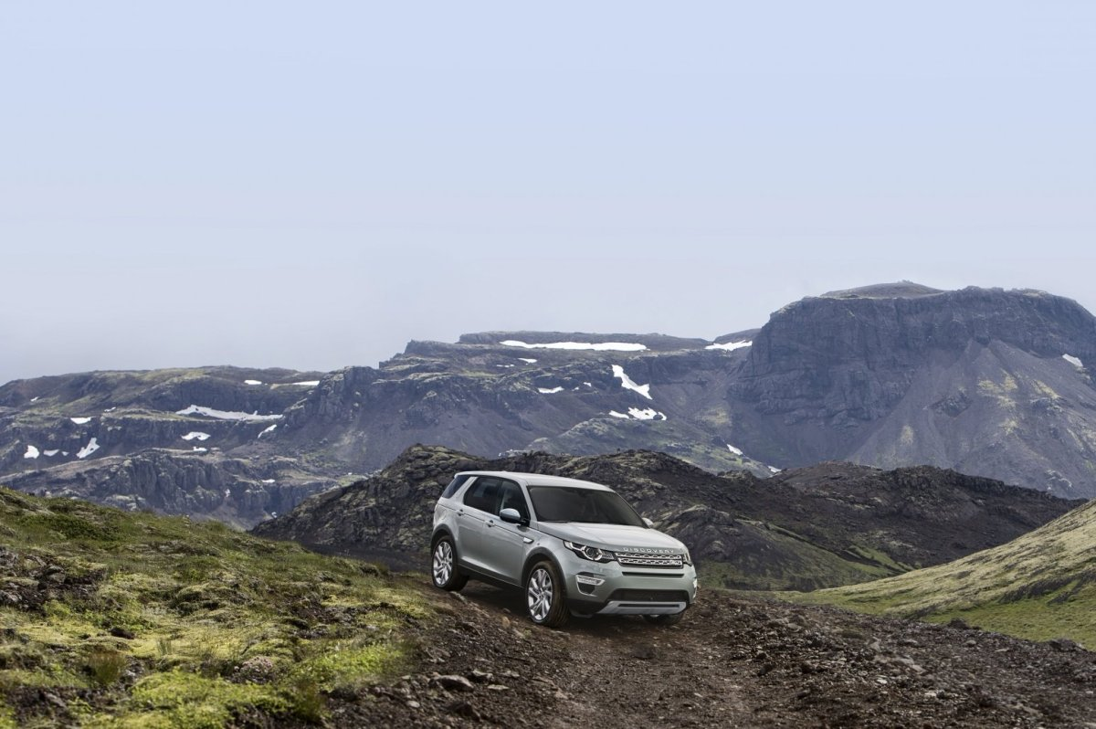 Land Rover Discovery Sport 2015 06