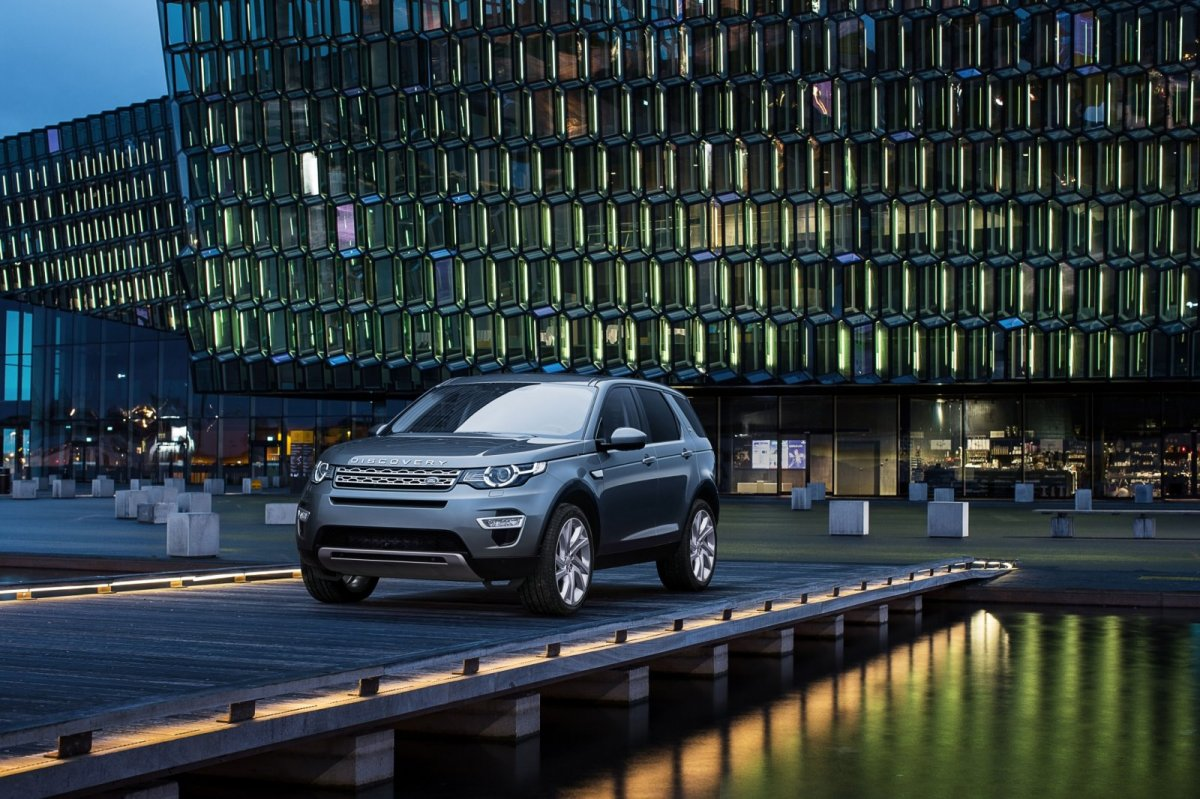 Land Rover Discovery Sport 2015 17