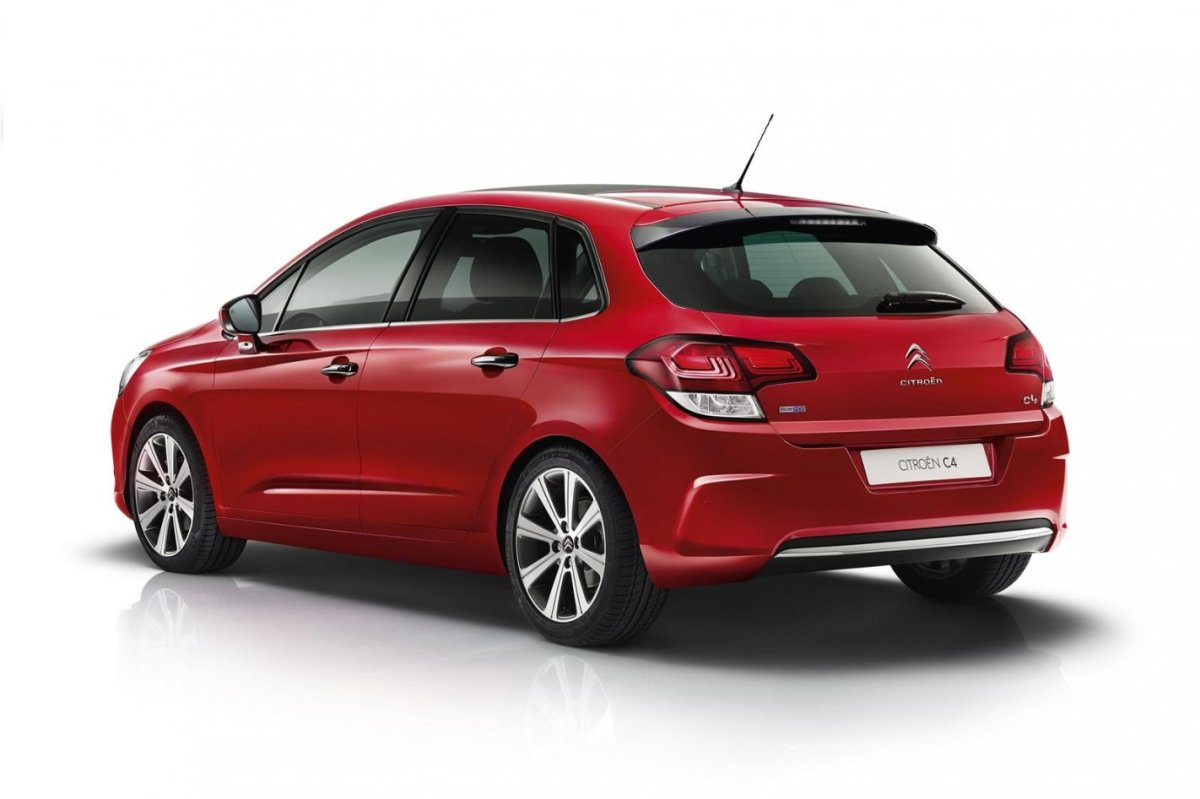 Citroen C4 facelift rood LED 2015 04